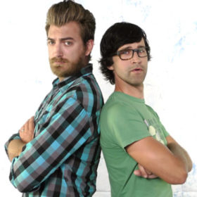 Profile picture of Rhett and Link